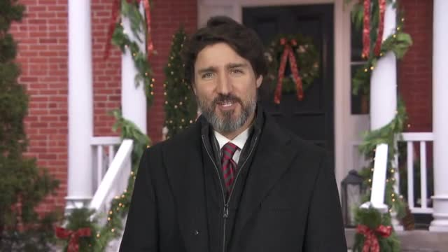 "The Communist Drama Teacher, Has Something to Say... ""PM Trudeaus message on Christmas"""