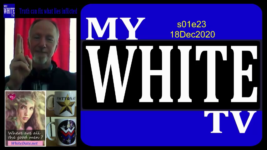 MyWhiteSHOW - YULE Like It. Covid Crime Vids. Good Kill