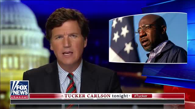 Tucker releases never-before-seen footage of altercation between Warnock, wife Raphael Warnocks ex-wife Ouleye Ndoye tells officer her husband is 'a great actor' and 'putting on a really good show'
