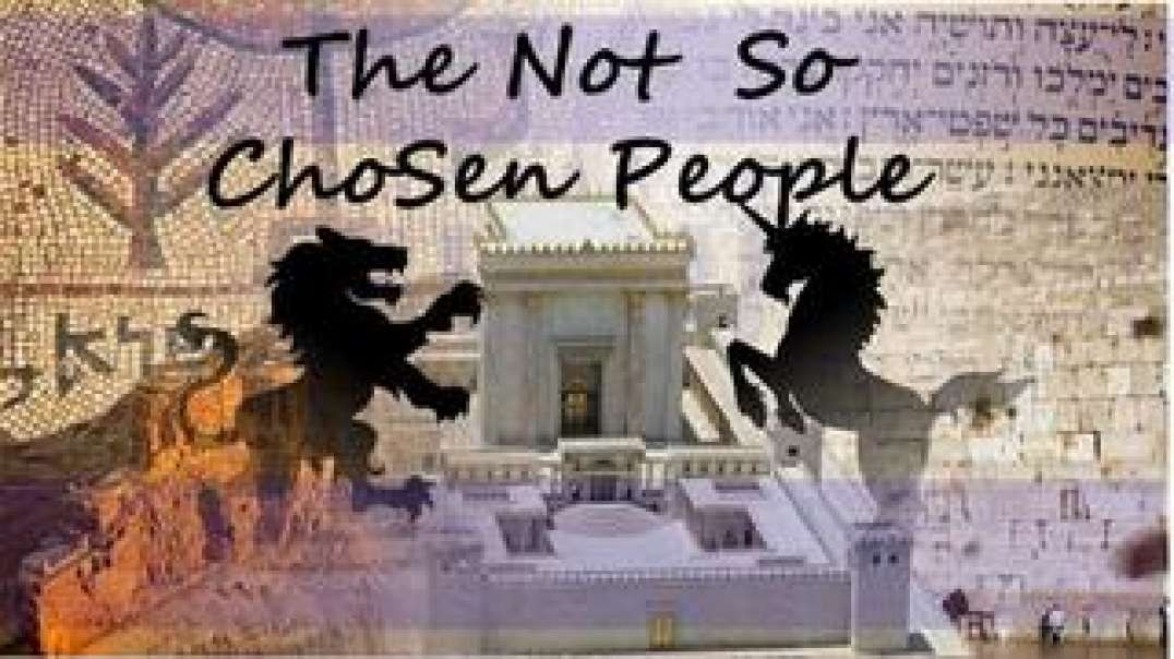 The Not So Chosen People part 3  The Greeks