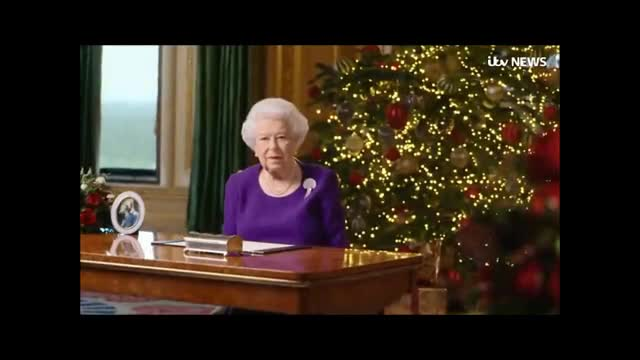 "The Queen's Christmas Message 2020 with my comments inbetween. Seems she's gone ""woke""."