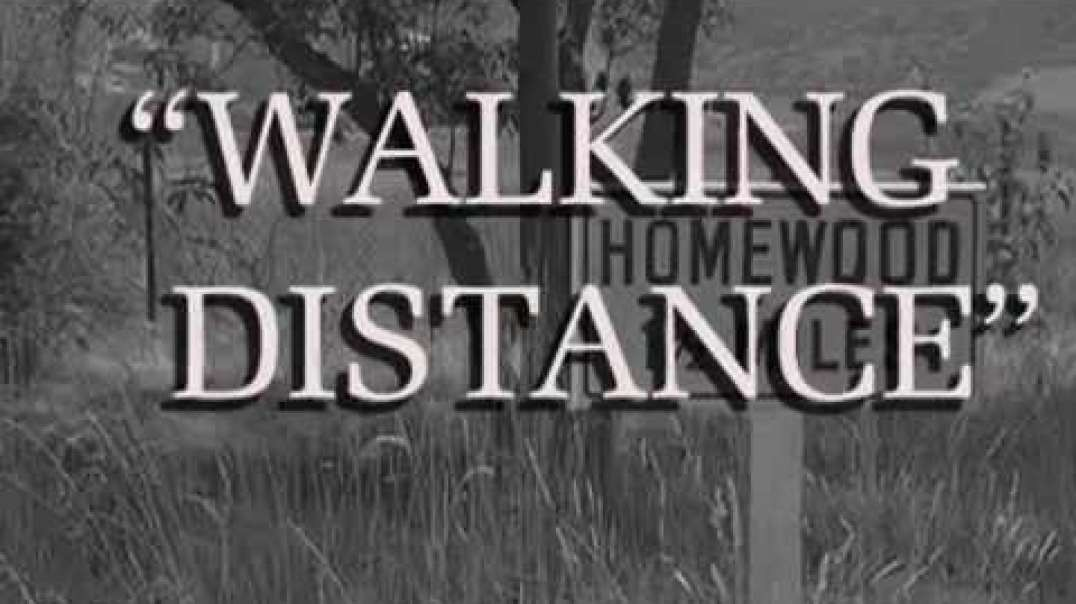 THE TWILIGHT ZONE - WALKING DISTANCE (1959) (SEASON 1, EPISODE 5)