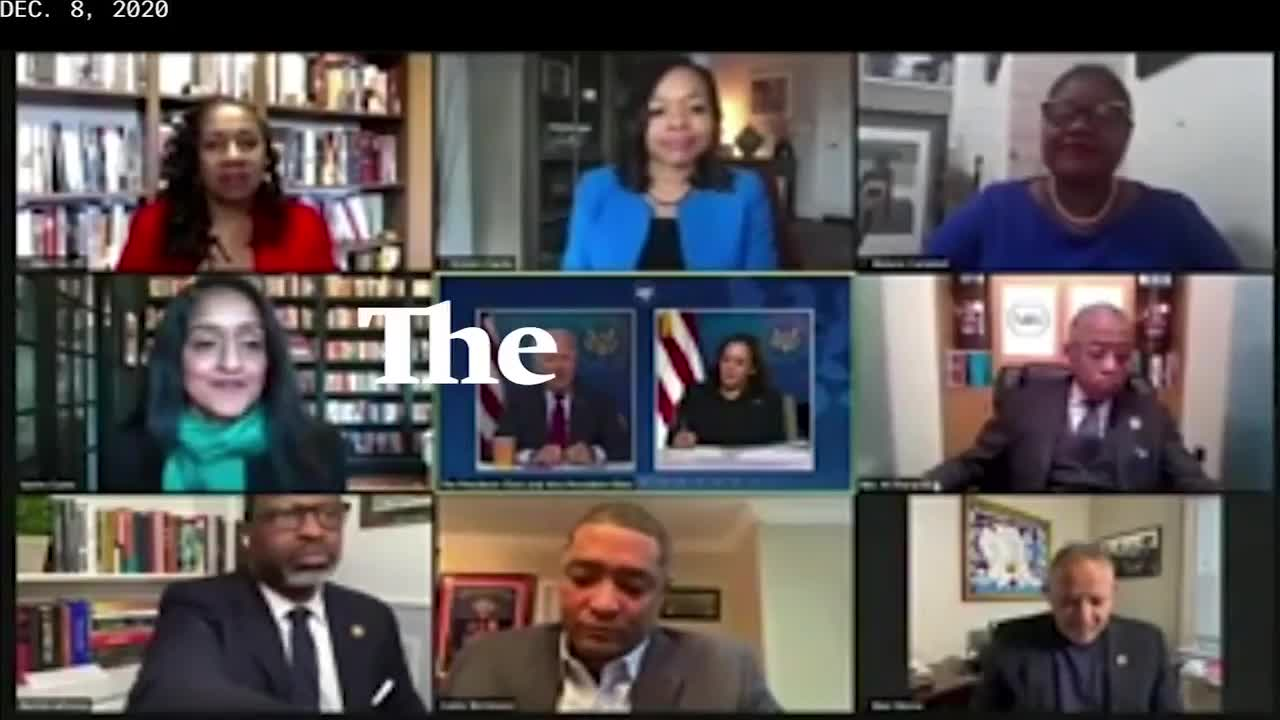 Presidentelect Biden's Call with Civil Rights Leaders [full interview]