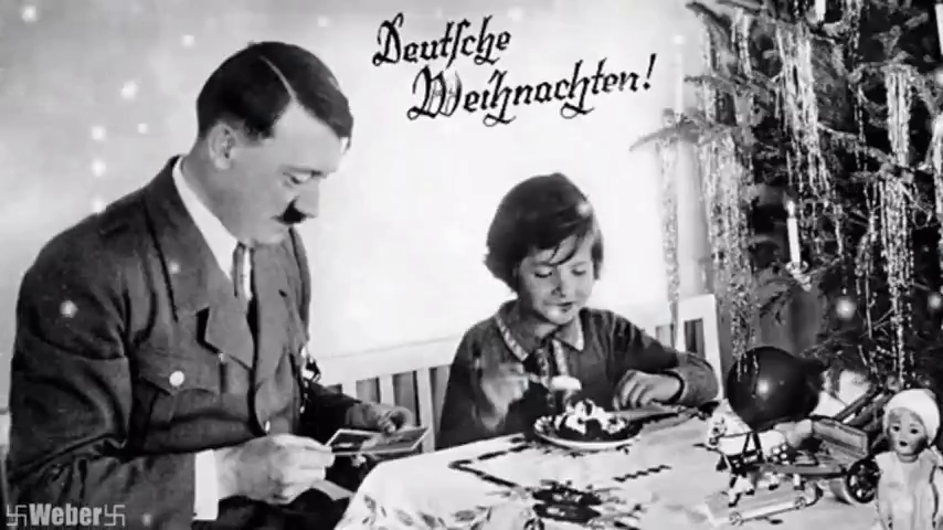 Christmas in Hitler the Great's Germany