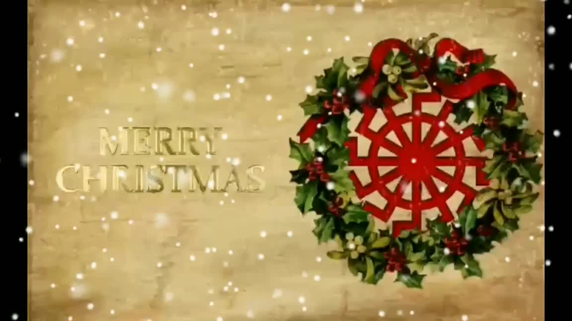HAPPY YULE AND HAVE MERRY WHITE CHRISTMAS EVERYONE!