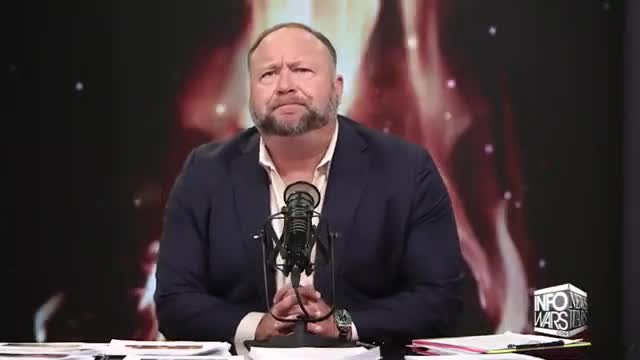 Infowars Is Contracting Ahead of Key Offensive
