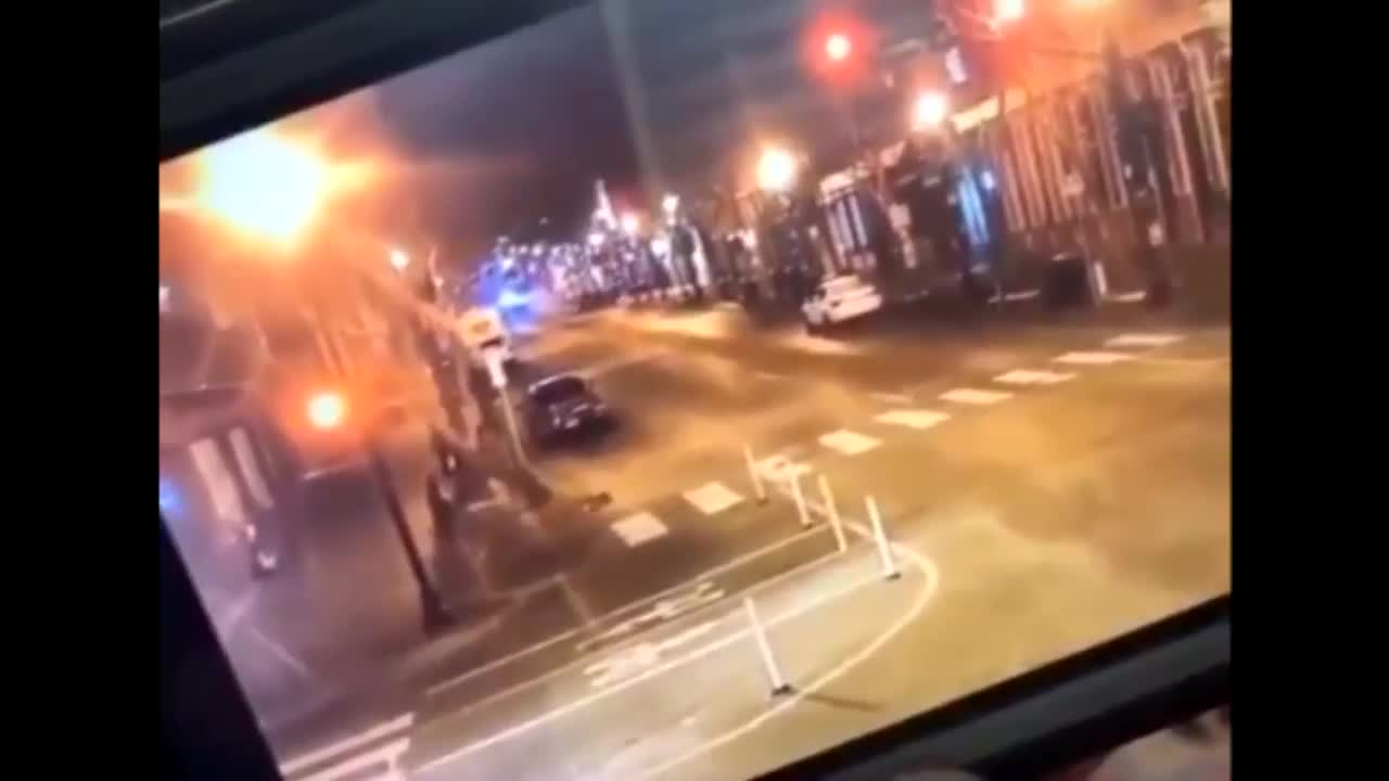 """Retarded truthers are already out in force claiming missiles and all sorts of other shit, lets debunk the """"blast didnt come from the RV"""" bullshit"""