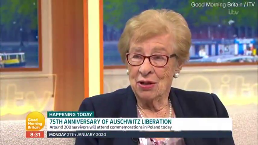 Anne Frank's Step-Sister, Eva Schloss, Admits Photographs of Auschwitz are Fakes.