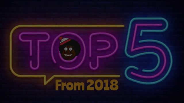 BCM Top 5 From 2018