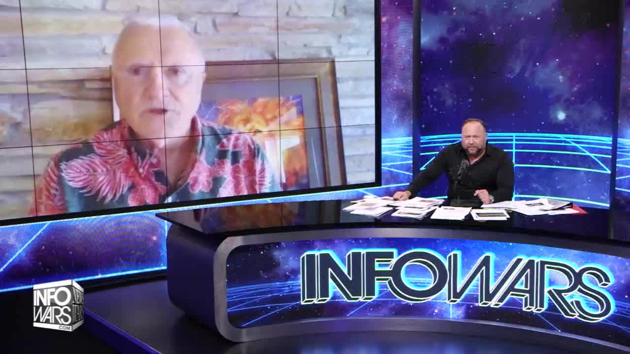 """DR. STEVE PIECZENIK """"TRUMP WILL BE PRESIDENT IN 7 DAYS"""" (ARRESTS ARE COMING)"""