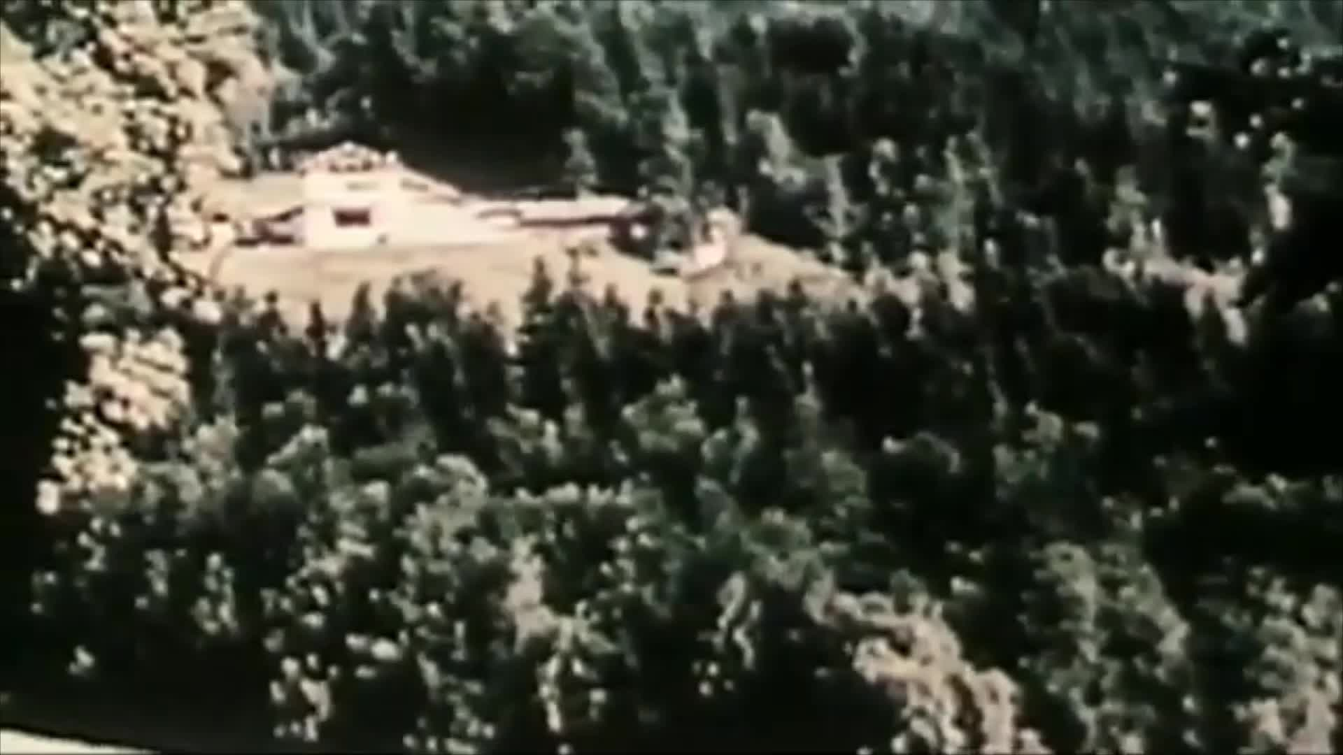 Real National Socialist home movie. Clip two