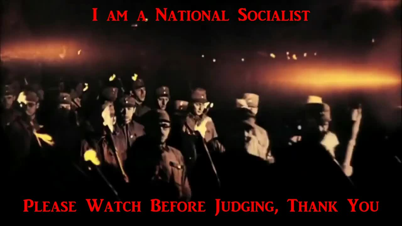 National Socialism Explained - George Lincoln Rockwell