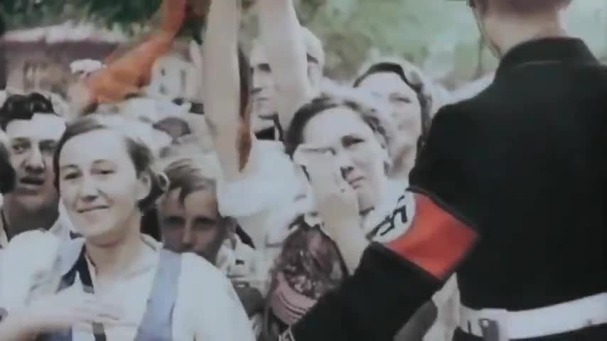Adolf Hitler's speech on democracy