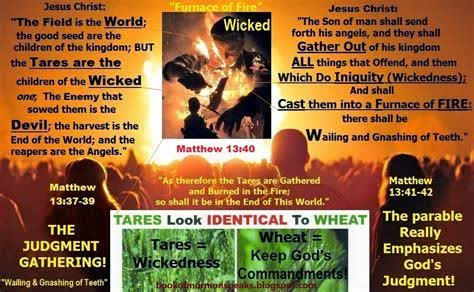 SCRIPTURE & HISTORICITY - EPISODE 74 - 11-19-2020 - THE PARABLE OF THE WHEAT AND THE TARES