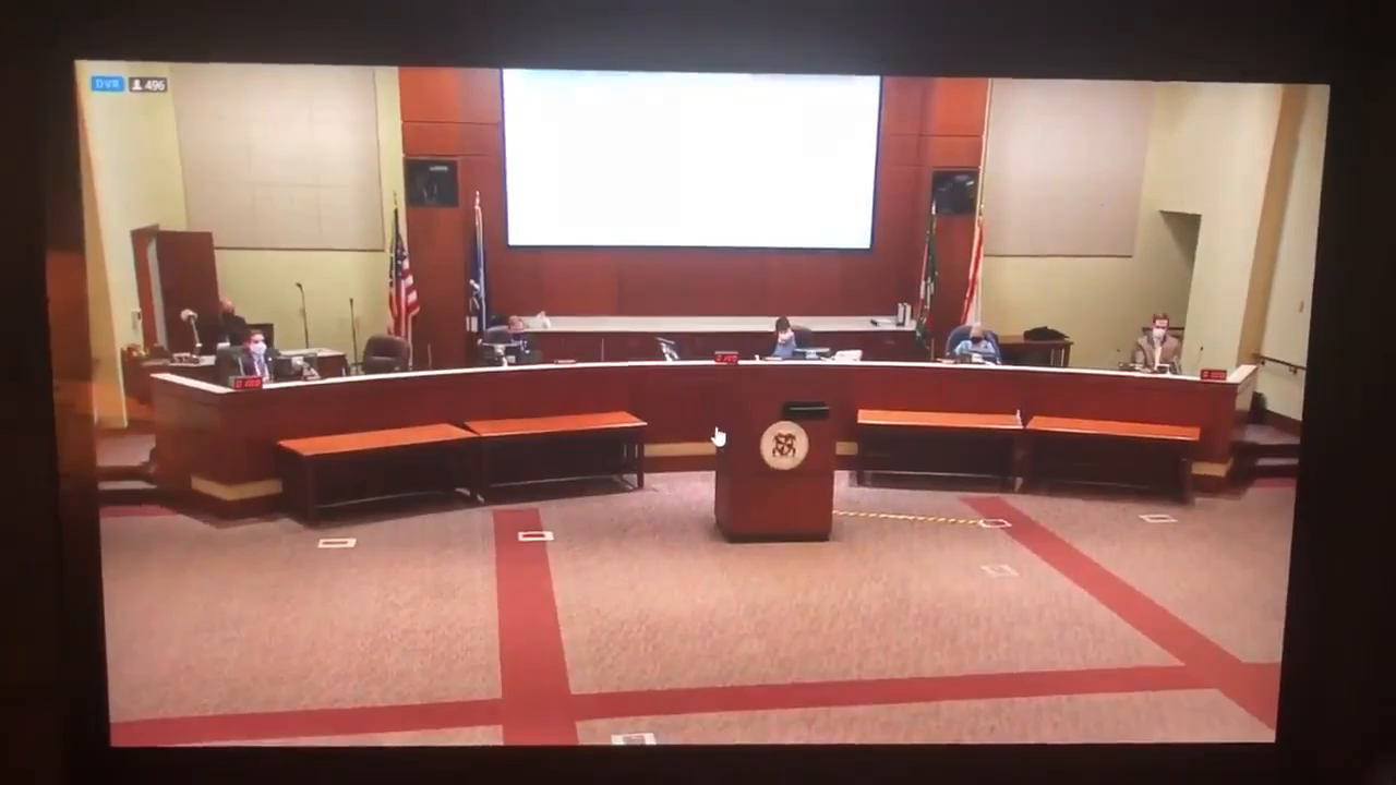 Father goes off at local school board meeting about schools still being closed