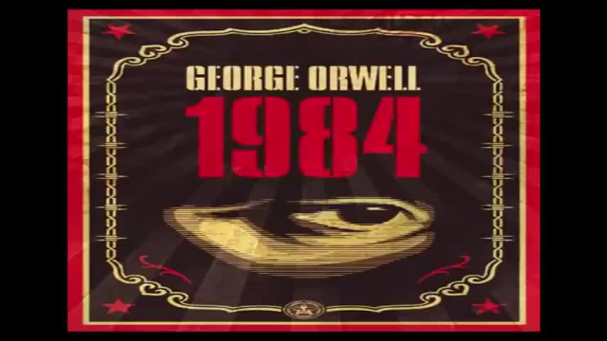 1984 by George Orwell [Audiobook] (Part 1 of 2)
