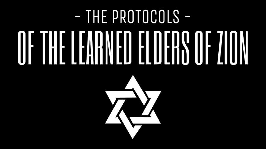 The Protocols of the Learned Elders of Zion (Full Audiobook)