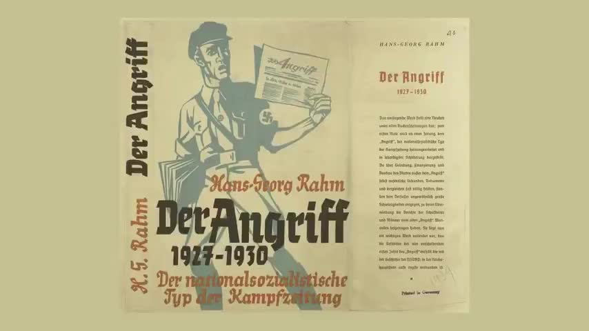 The jew by Joseph Goebbels