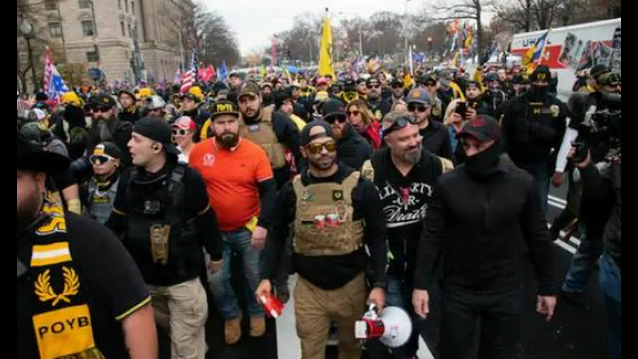 Proud Boys Leader Gets Banned from DC By Judge After Recent Arrest, Faces Weapons Charges by DABOO7