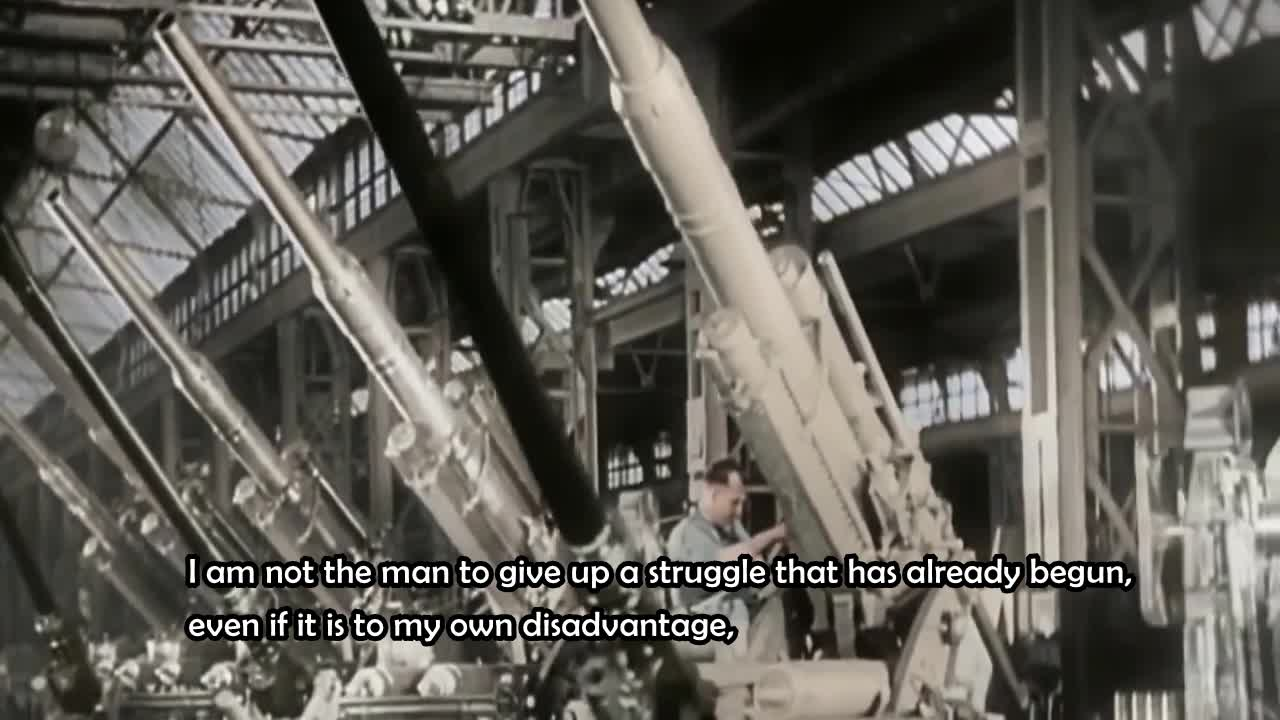THIRD REICH - The German people stands behind me