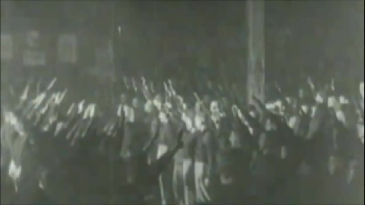 Oswald Mosley speech in Manchester 1931