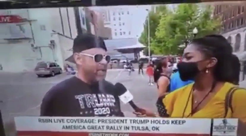 Interview with a Trump Supporter