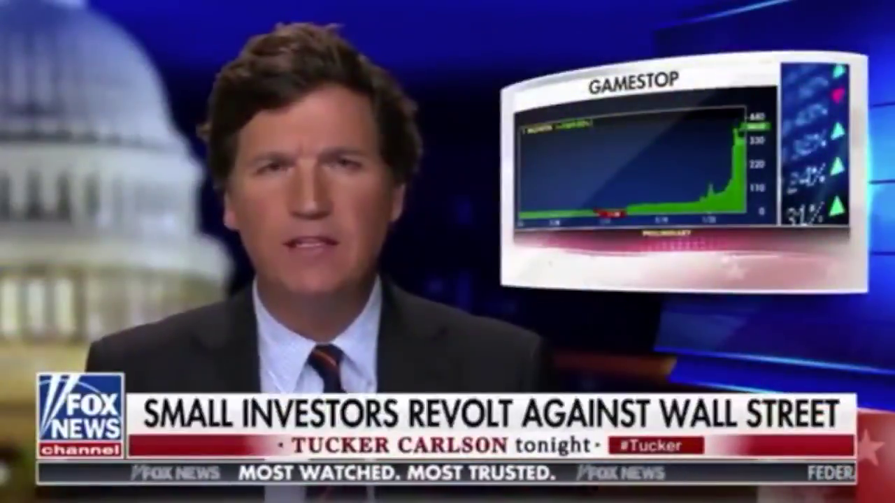 Tucker on Gamestop