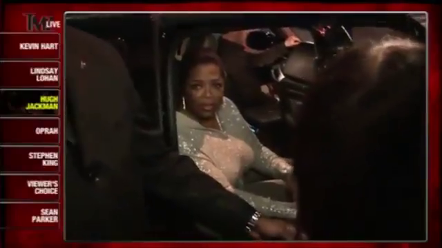 TMZ GETS IN ON  OPRAH'S FORESKIN FACE CREAM-THEY'RE ALL IN ON IT