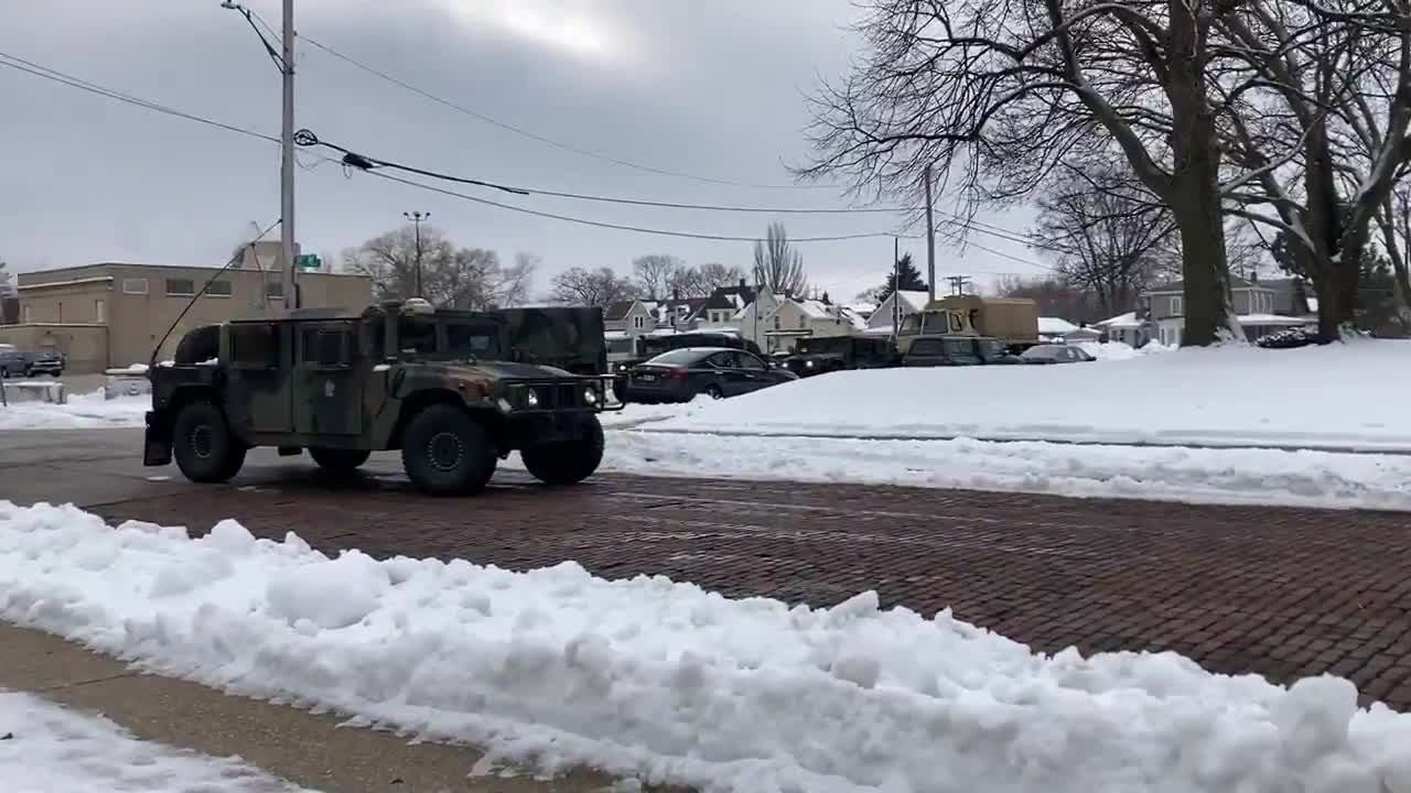 Wisconsin Governor Deploys 500 National Guard in Kenosha for Jacob Blake Decision