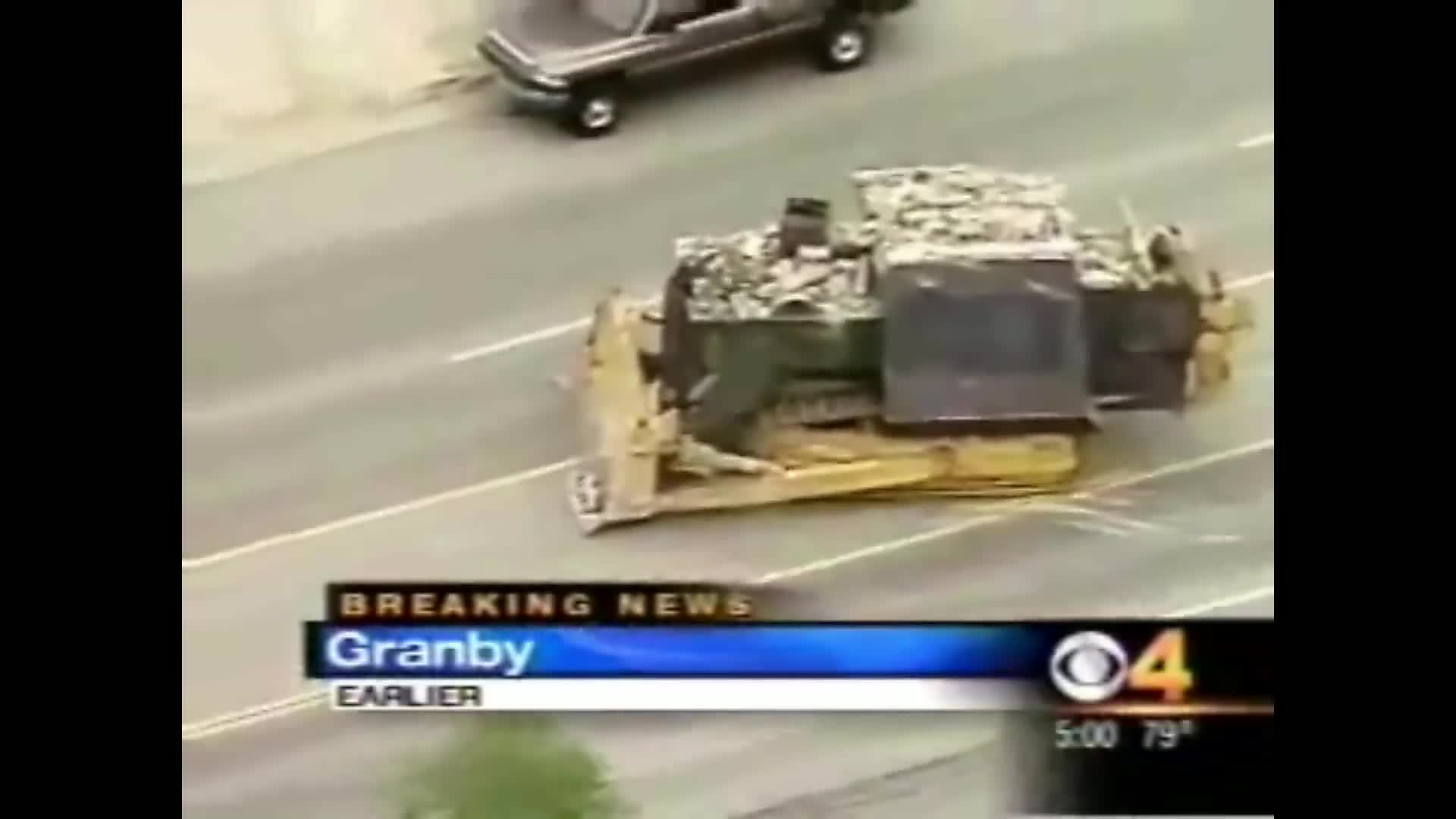 Celebrating 15 years since KILLDOZER: How a Man Made His Own Tank | Tales From the Bottle by Qxir