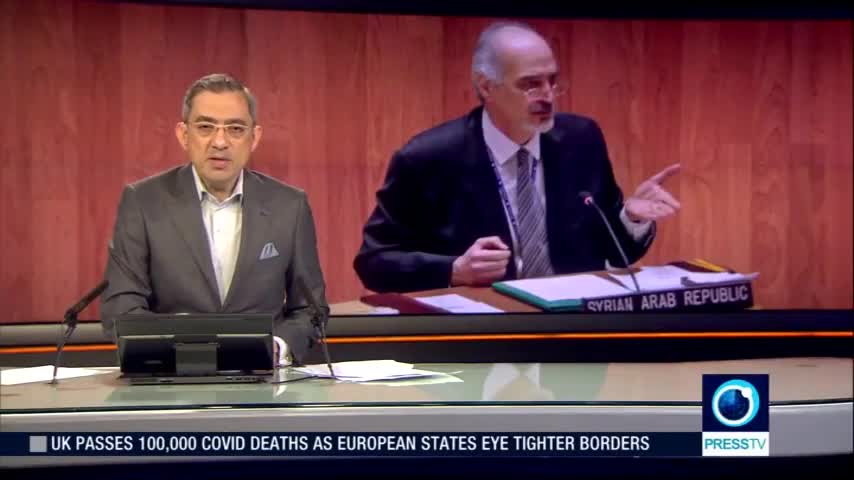 Israeli attacks on Syria condemned at the UN