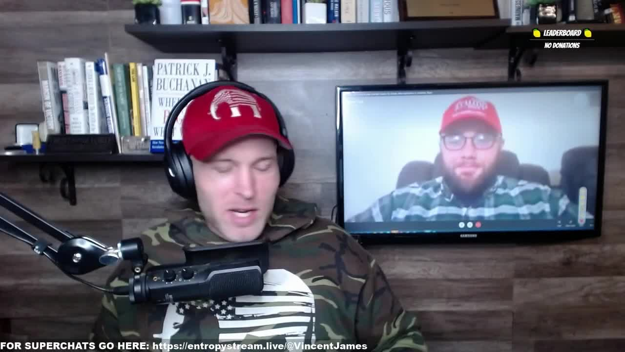 """The American Uprising and the Future ft. Shane Trejo by The Red Elephants [more debunking the """"antifa"""" bullshit]"""