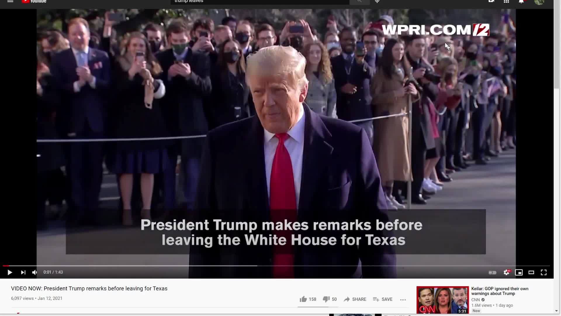 "Trump EXPELS ""MAGA"" hats from crowds! by thunderf00t"