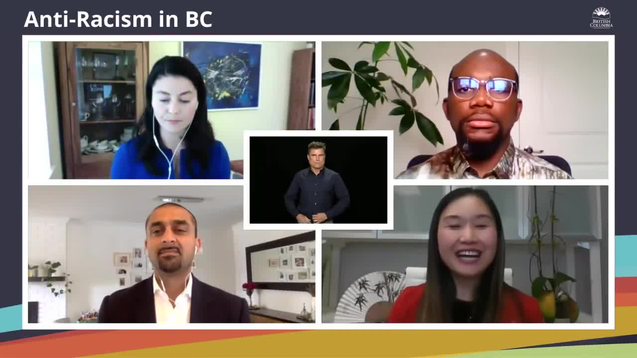 "BritishColumbia, Canada: ""Anti-Racism Virtual Townhall""; Racist Anti-White Programs in Canada"