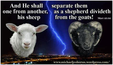 SCRIPTURE & HISTORICITY - EPISODE 72 - 11-12-2020 - MATHEW 25:33 THE SHEEP AND THE GOATS