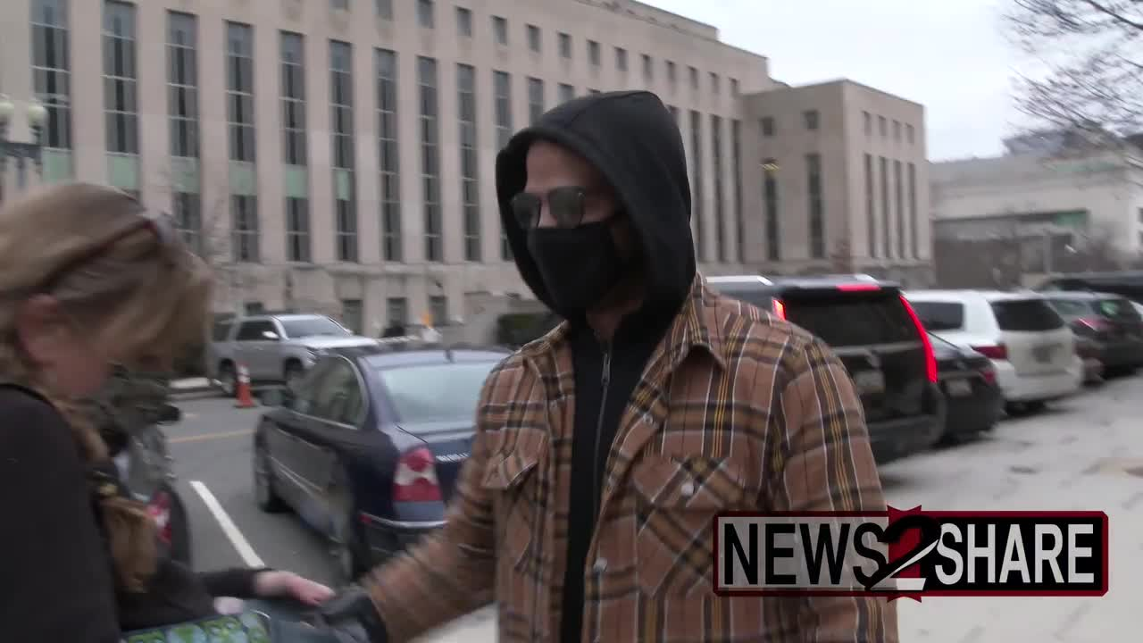 Enrique Tarrio released from jail following arrest in DC