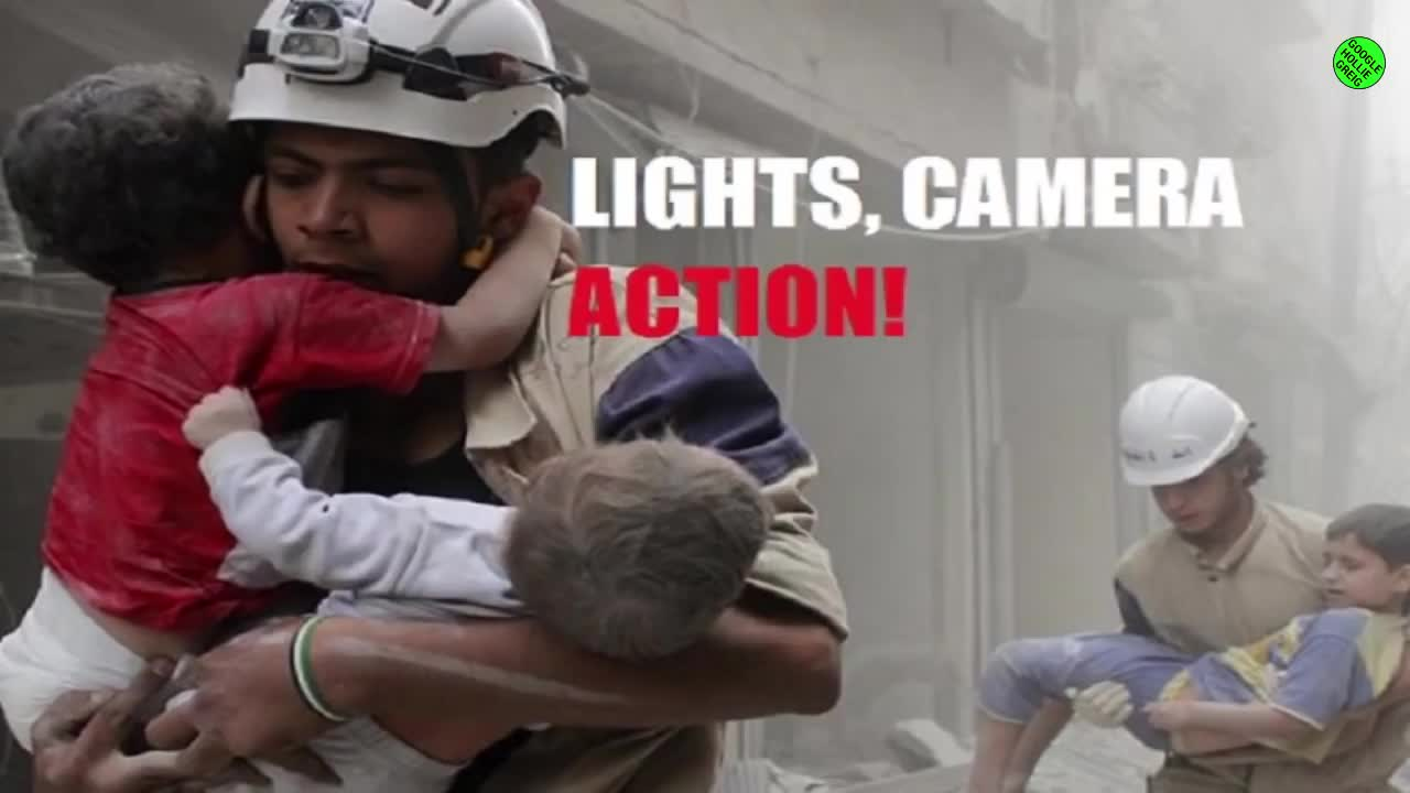 THE CONDENSED CASE AGAINST THE  WHITE HELMET IMPOSTERS IN SYRIA by vanessa beeley