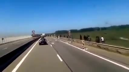 Non-white Invaders attack in France (Calais)