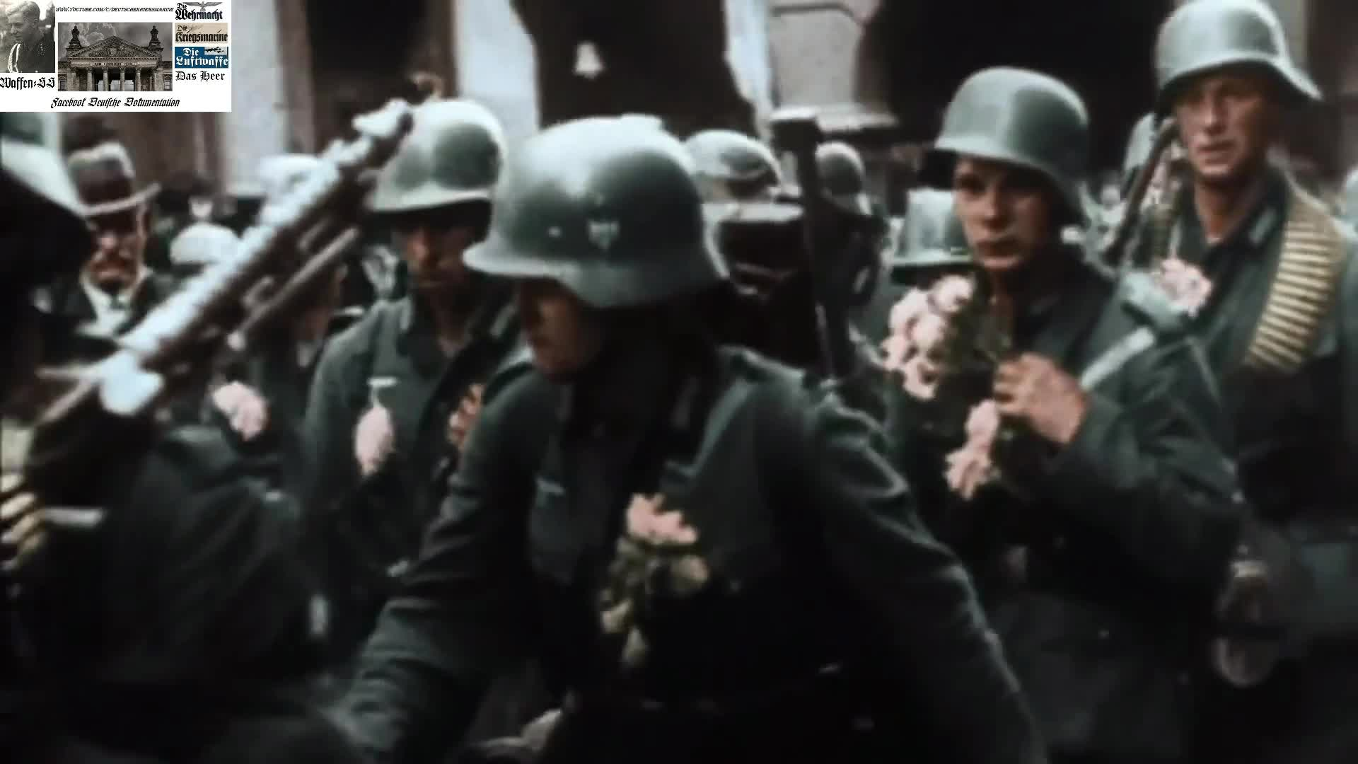 The Wehrmacht Sound Best Footage