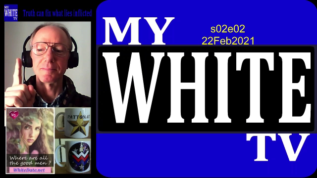 MyWhiteSHOW - TOTAL WAR. I Got Mail. New Song Premiere.