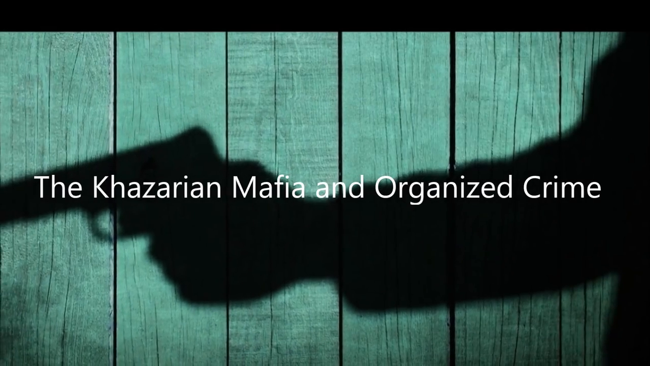 Criminal State of Israel, Israeli infiltration in the US, Khazarian Mafia