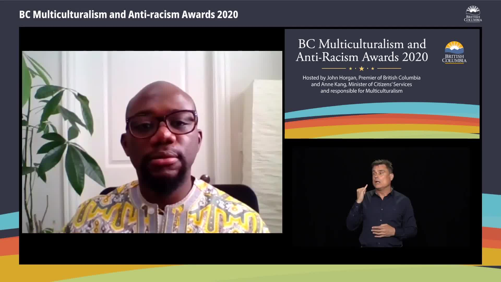 "..and the ""Multicultural, Anti-Racist"" Awards, goes to..........? *drumroll* BRITISH COLUMBIA, CANADA!! :D"