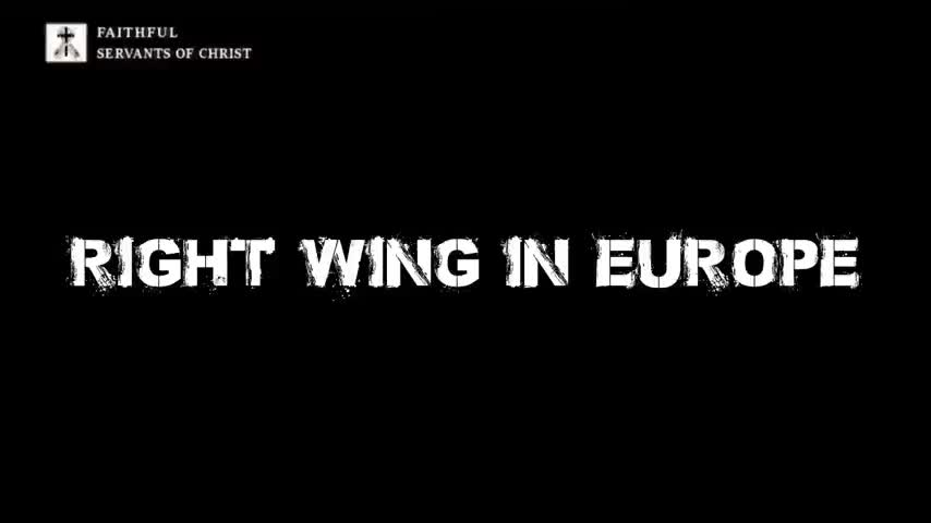 Right-Wing In Europe Vs. Right-Wing In America