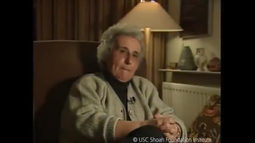 Anita Lasker Wallfisch - What the Auschwitz Camp Orchestra was really like