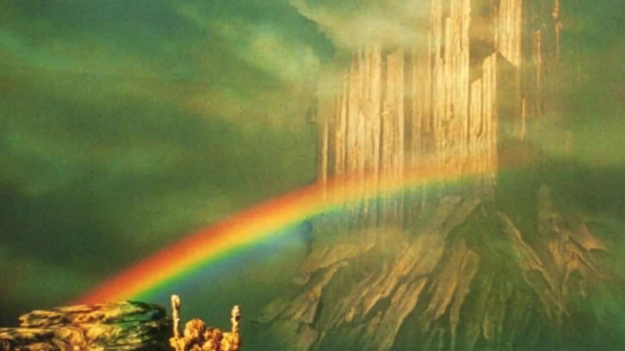 The North Pole's BiFrost Bridge