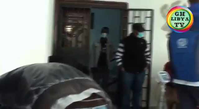 Over a hundred Ghanaian migrants attempting to cross Libya to take a dinghy to Italy