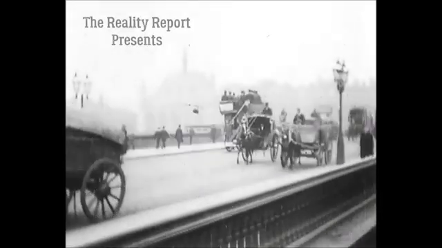 Bloody Sunday, London (1887) by The Reality Report