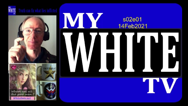 MyWhiteSHOW -- Web Tour. Executive Orders. Good Kills.