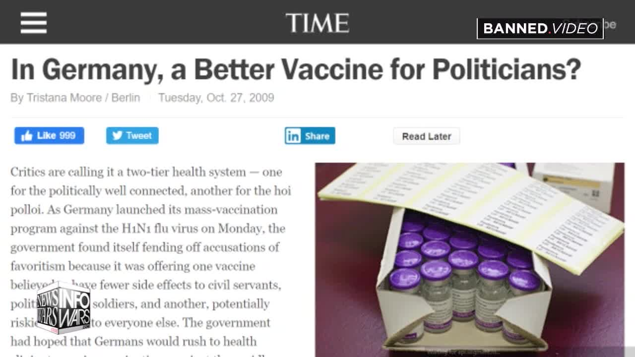 Big Pharma Whistleblower Reveals Dangers of Mrna Vaccine