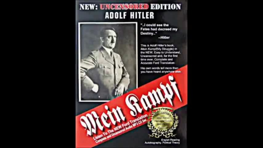 Mein Kampf by Adolf Hitler: The Ford Traslation - Full Version (1925)